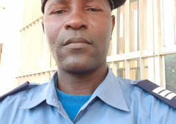 Chief Inspector Cherno Bah