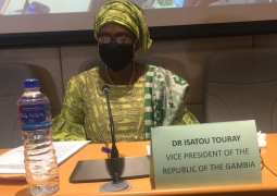 Dr. Isatou Touray