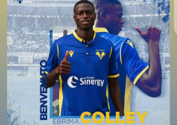 Ebriama Colley
