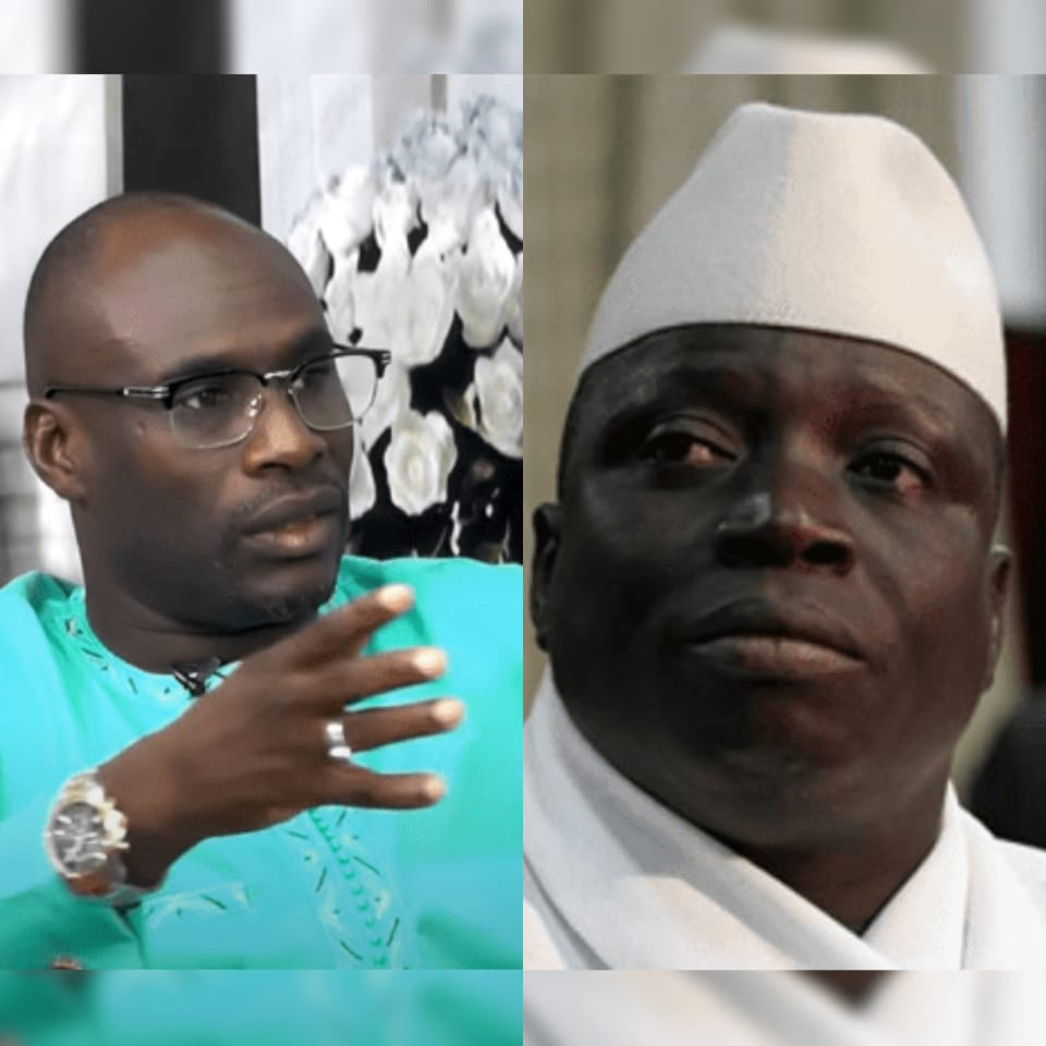 Faal and Jammeh.