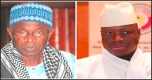 Jatta and Jammeh.