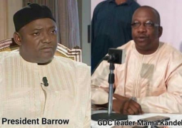 Kandeh and Barrow