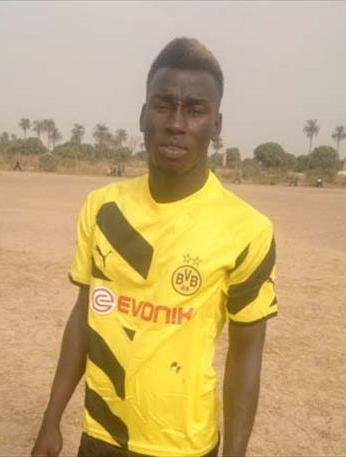 Malang Jassey A Splendid Player For Gunjur United The Point