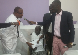 Mama Kandeh presents to Disabled v3