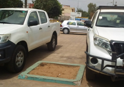 WFP donates vehicles