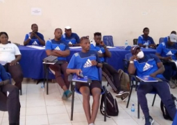 coaches capacity building