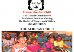 gamcotrap african child
