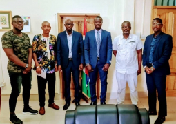 youths and sports minister