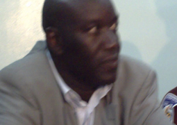 senegalese coach lamin njie