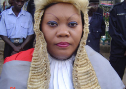 justice mabel maame agyeman
