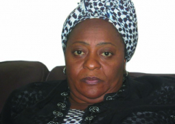esther j audu   nigerian high commissioner