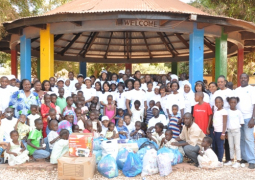 eighty staff and sos children