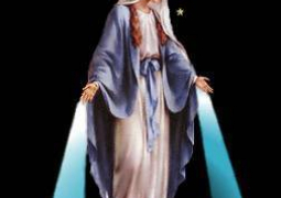 our lady blessed virgin mary