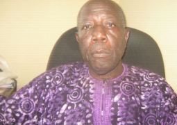 the late john p bojang