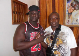 balla gaye and lamin cham