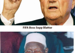 blatter and conateh