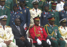 ecowas army chiefs