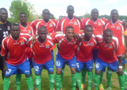 gambian team in italy