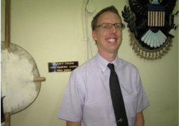 andy utschig  us consular in banjul