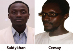 saidykhan and ceesay