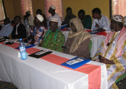 a cross section of the participants at the forum