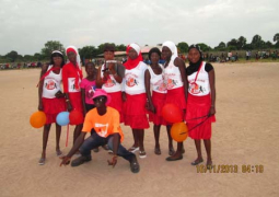 gunjur females team 1