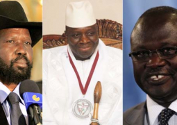 president jammeh and 2 others