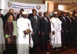 regional peace  security in focus as ecowas summit opens