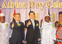 taiwan celebrates africa day