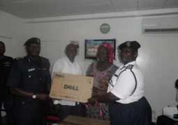 police donation