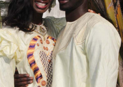 nusrat ceesay and mustapha saine