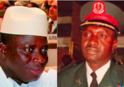 jammeh and samsideen sarr