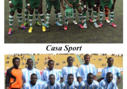casa sport with brikama united