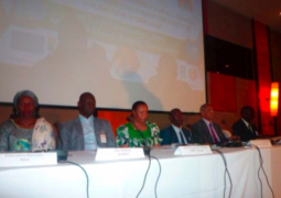 dr. edward saja sanneh with high table