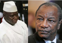 jammeh and conde