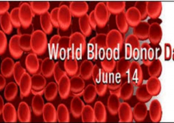 world blood donor
