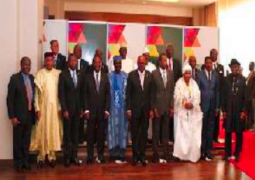 vp njie and west africa leaders