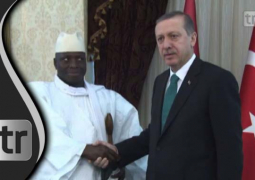 jammeh and erdogan