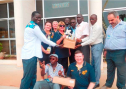 rotarians hand over efsth