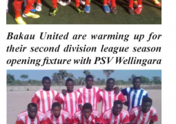 bakau united and brufut united