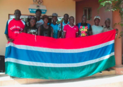gambia athletes