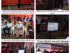 trust bank 12 excellence award