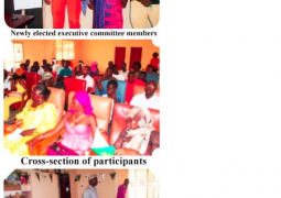 banjul youth committe new leaders
