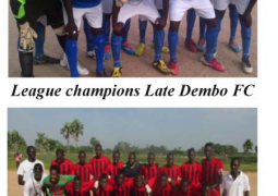 late dembo fc and farms engineering fc