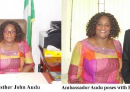 esther john audu