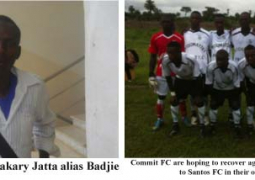 fabakary jatta and commit fc