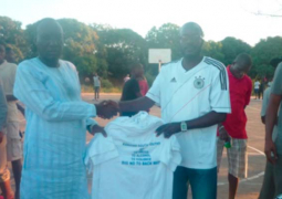 gff rep presenting t shirts