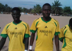 gunjur united   react