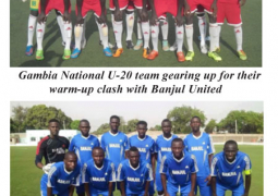 gambia national and banjul united