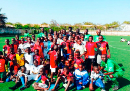 afia football academy foundation kids